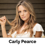 Carly Pearce at Rodeo Club